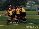 慶大BYBとの練習試合。