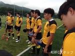 慶大BYBとの練習試合、その2。