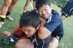 上野さんと安藤。